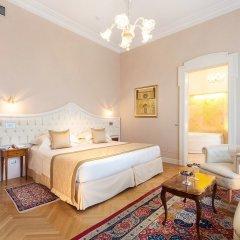 Grand Hotel Rimini 5* Люкс Regal с различными типами кроватей фото 2