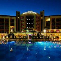 Grand Pasa Hotel - All Inclusive вид на фасад фото 2