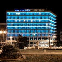 Отель STANLEY Афины вид на фасад фото 2