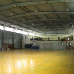 Гостиница Resort Avrora спортивное сооружение