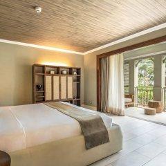 Отель The St. Regis Mauritius Resort 5* Полулюкс Ocean с различными типами кроватей