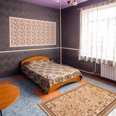 Гостиничный комплекс Жар-Птица Номер Комфорт с двуспальной кроватью