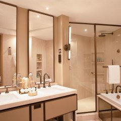 Отель Jumeirah Beach Дубай ванная фото 2