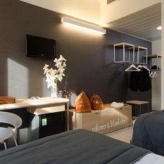 Hotel Aosta Милан удобства в номере фото 2