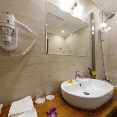 Гостиница Голубая Лагуна Улучшенный номер с различными типами кроватей фото 11