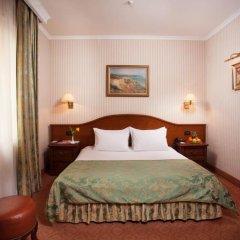 Гостиница Отрада 5* Стандартный номер на цокольном этаже с различными типами кроватей