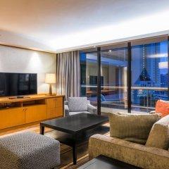 Отель Chatrium Residence Sathon Bangkok Бангкок комната для гостей фото 15