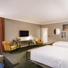 Отель Hilton Brussels Grand Place комната для гостей
