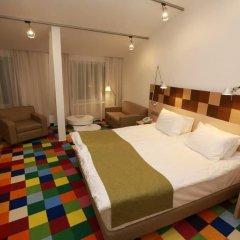 Спектр бизнес-отель Таганская Москва комната для гостей фото 12