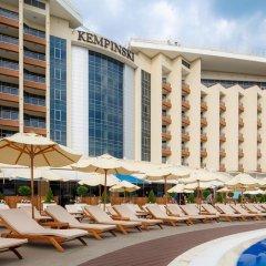Кемпински Гранд Отель Геленджик Большой Геленджик пляж