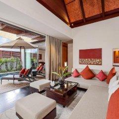Отель Anantara Mai Khao Phuket Villas 5* Павильон с бассейном фото 4