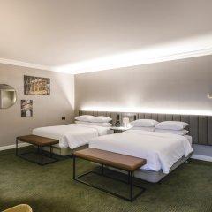 Отель Hilton Brussels Grand Place комната для гостей фото 2