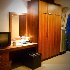 Отель Cool Residence 3* Стандартный номер разные типы кроватей фото 2