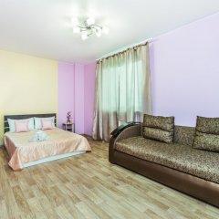 Апартаменты Central Park в центре Тюмени Апартаменты с различными типами кроватей фото 9