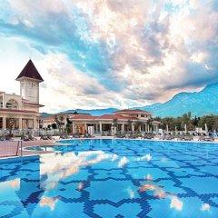 Gural Premier Tekirova Турция, Кемер - 1 отзыв об отеле, цены и фото номеров - забронировать отель Gural Premier Tekirova онлайн бассейн фото 5