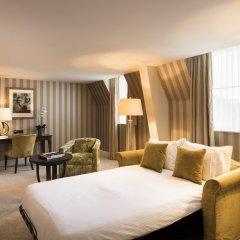 Hotel Dukes' Palace Bruges 5* Люкс повышенной комфортности с различными типами кроватей фото 5