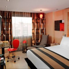 Отель Melia Sevilla 4* Номер категории Премиум с различными типами кроватей