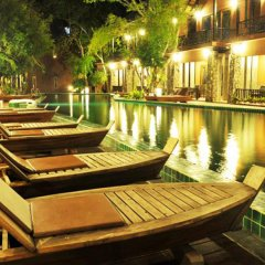 Отель Koh Tao Beach Club бассейн фото 2