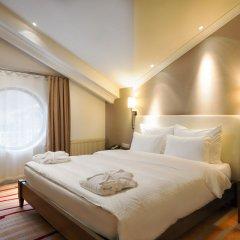 Гостиница Courtyard Marriott Sochi Krasnaya Polyana 4* Представительский люкс с различными типами кроватей