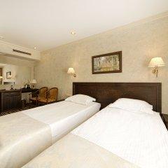 Гостиница «Барнаул» 3* Номер Бизнес с двуспальной кроватью фото 4