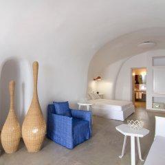 Отель Santorini Secret Suites & Spa 5* Люкс Premium с различными типами кроватей фото 4