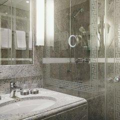 Savoy Hotel Baur en Ville Цюрих ванная фото 3