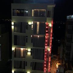 Art Deluxe Hotel Nha Trang вид на фасад фото 2