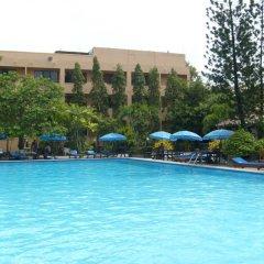 Palm Garden Hotel Паттайя бассейн