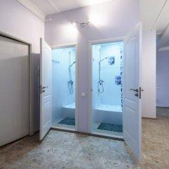 Гостиница Хостелы Рус на Пречистенке Стандартный семейный номер с двуспальной кроватью фото 9