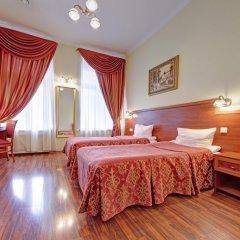 Гостиница Аврора Номер Бизнес с 2 отдельными кроватями фото 4