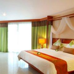 Отель Krabi Resort 4* Номер Делюкс с различными типами кроватей фото 2