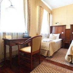 Гостиница Аркадия 4* Улучшенный номер разные типы кроватей фото 13