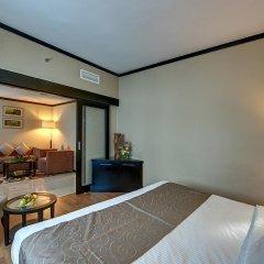 Grandeur Hotel Дубай комната для гостей фото 8