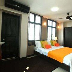 Отель Elite Beach Inn Мальдивы, Северный атолл Мале - отзывы, цены и фото номеров - забронировать отель Elite Beach Inn онлайн комната для гостей фото 2