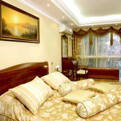 Сочи Бриз SPA-отель 3* Номер Бизнес с разными типами кроватей фото 2
