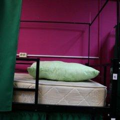 Гостиница Fortuna Inn Dobryninskaya Кровать в общем номере с двухъярусной кроватью фото 15