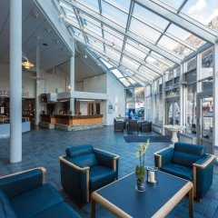 Отель Stryn Hotell интерьер отеля