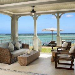 Отель The St. Regis Mauritius Resort 5* Полулюкс Beachfront с различными типами кроватей фото 7