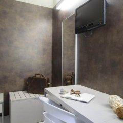 Hotel Aosta Милан ванная