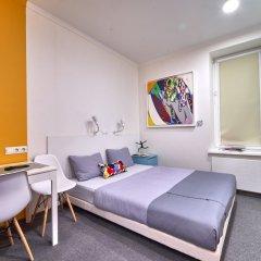 Мини-Отель Artbox Стандартный номер с различными типами кроватей