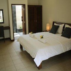 Отель Bale Sampan Bungalows комната для гостей фото 8