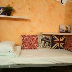 Хостел Полянка на Чистых Прудах Номер категории Эконом с различными типами кроватей (общая ванная комната) фото 2