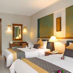 Отель Krabi Resort 4* Номер Делюкс с различными типами кроватей фото 4