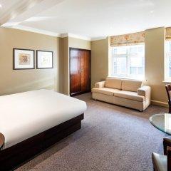 Отель Radisson Blu Edwardian Grafton 4* Номер Бизнес с различными типами кроватей