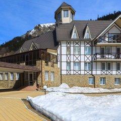 Гостиница Гранд Кавказ балкон