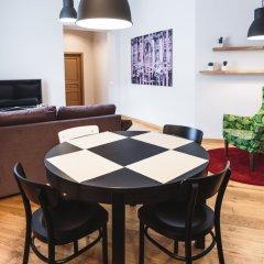 Апартаменты Riga Lux Apartments - Skolas Улучшенные апартаменты с различными типами кроватей фото 10
