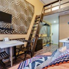Апартаменты Sokroma Глобус Aparts Апартаменты с различными типами кроватей фото 40