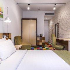 Спектр бизнес-отель Таганская 3* Стандартный номер фото 4