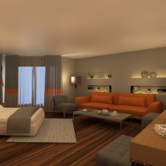 Julian Club Hotel 4* Номер Делюкс с различными типами кроватей фото 3