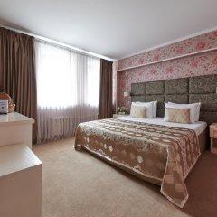 Гостиница Де Пари 4* Улучшенный номер с различными типами кроватей фото 4